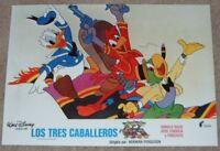 Walt Disney's The Three Caballeros lobby card - movie poster print #12