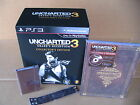 Uncharted 3: Drake's Deception collectors combo pack PS3