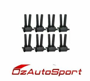 8 x Ignition Coils for Jeep Commander Limited XH 2006 - 2010 5.7 V8