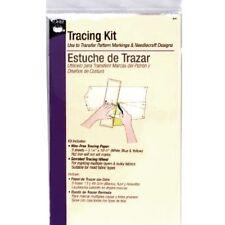 Dritz Tracing Wheel & Paper Kit 645 For Pattern Making & Needlecraft