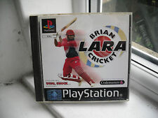 Playstation 1 PAL Brian Lara Cricket