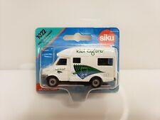 Siku 1022 IVECO- Wohnmobil Dormobile Camping Car 1/64 White