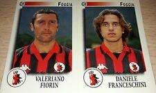 FIGURINA CALCIATORI PANINI 1997/98 FOGGIA 470 ALBUM 1998