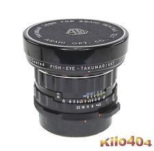 SMC Pentax 6x7 A 35mm 1:4,5 * Fisheye * Wie NEU * Takumar * 67 * Asahi * Fish *