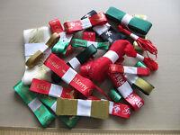 Christmas Ribbon Bargain Bag 25 x 3 metre bundles