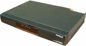 Humax PVR9150T 160GB HDD Freeview Digital TV Recorder + Remote