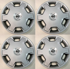 "4 New Hubcap 15"" FITS 2007-2013 Nissan Versa & Cube Wheel Cover 53072"