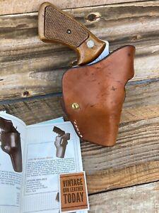 Vintage Milt Sparks Boise Idaho #200 AW FBI Style J Frame Revolver Holster