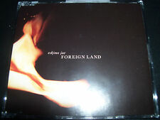 Eskimo Joe Foreign Land Australian CD Single – Like New