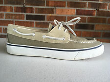 Sperry Top-Sider Bahama Chino/Oyster Women's 6.5 M shoes 9561143 Flat      W5(8)