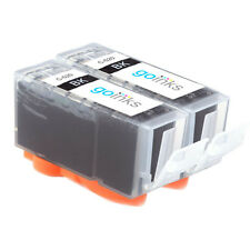 2 Large Black Ink Cartridges for Canon Pixma iP4600 MP550 MP630 MP990