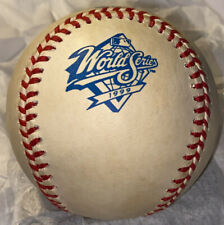 Rawlings Official 1999 World Series Baseball New In Box - Yankees vs Braves