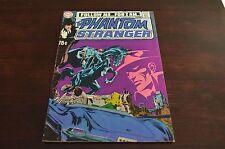 The Phantom Stranger #6 (Mar-Apr 1970, DC) FN+/VF- 6.5-7.0
