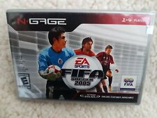 FIFA Soccer 2005 (N-Gage) - Brand New Sealed