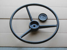 Steering Wheel And Cap For Ih International 140 240 330 340 350 404 4100 4156