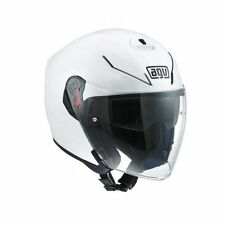 AGV CASCO HELMET CAPACETE CASQUE K-5 JET WHITE BIANCO SIZE ML