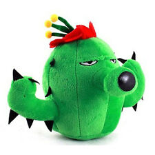 Plants Vs Zombies Series Plush Toy - Green Cactus 16cm Soft Stuffed Doll Baby