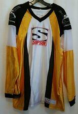 "Simpson GS3 Race Apparel Long Sleeved Jersey Men's Sz XL ""Alternative Skins"" USA"