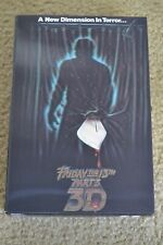 """NECA FRIDAY THE 13TH PART 3 3D ULTIMATE JASON VOORHEES 7"""" ACTION FIGURE"""