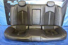 2009 CADILLAC CTS-V SEDAN OEM FACTORY REAR LEATHER SEATS LSA 6.2L AUTO #1059