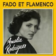CD Amalia Rodrigues, fado et flamenco