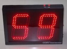 PACE Clock for Swimming events/ Gyms training