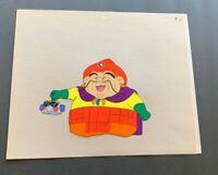 TIME TRAVEL TONDEKEMAN! - ABDULLAH Production anime cel B3 ~ Ray Rohr Cosmic