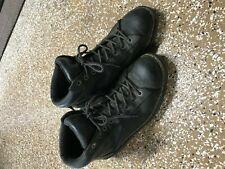 Men's used Doc Martin Boots - Black - Mens Size 12M