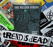 ①Ⓜ 2Pac/Notorious BIG/Wu-Tang Clan/Public Enemy/Dr. Dre/Snoop ONE MILLION STRONG