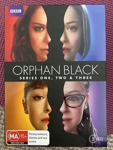 Orphan Black Box Set Series One, Two & Three Blu-ray
