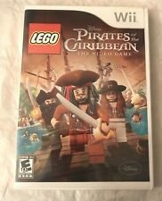 LEGO Pirates of the Caribbean the Video Game (Nintendo Wii, 2011)