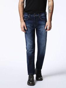 Diesel Men`s Jeans Size 29 BUSTER Regular Slim - Tapered W29 L34