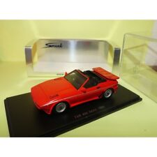 TVR 450 SEAC 1986 Rouge SPARK S0238 1:43