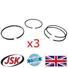 12pc Piston Ring Set for Massey Ferguson 135 140 145 147 148 150 154 235 240 245
