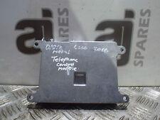 MERCEDES C200 2.1 CDI 2006 TELEPHONE CONTROL MODULE - A2118703226