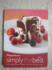 WEIGHT WATCHERS SIMPLY THE BEST RECIPES FROM 2005
