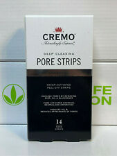 Cremo Deep Cleaning Pore Strips Charcoal