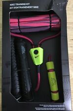 Nike Training Kit Resistance Band Speed Rope Circular Band And Storage Bag