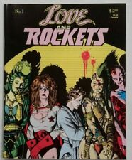**LOVE AND ROCKETS #1**(1982 FANTAGRAPHICS)*1ST PRINT**VF**SUPER RARE HIGH GRADE
