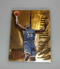 1995-96 SkyBox Premium Shaquille O'Neal Larger than Life