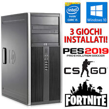 PC COMPUTER DA GIOCO GAMING QUAD CORE i5-2400 RAM 8GB HDD 500GB NVIDIA GT630 2GB