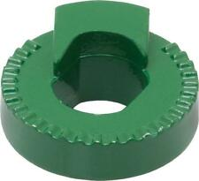 Shimano Nexus/Alfine Vertical Dropout Left Non-turn Washer, 8L Green