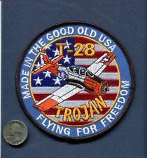 T-28 TROJAN NAA NORTH AMERICAN AVIATION US NAVY USMC TRAINING VT- Squadron Patch