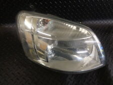 2002 CITROEN BERLINGO 1.9D VAN DRIVERS FRONT HEADLIGHT 9644151080 VALEO