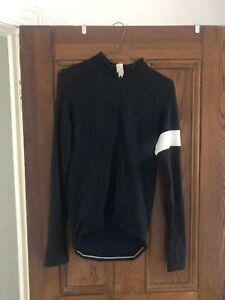 Rapha Classic Long Sleeve Jersey - Medium - Dark Navy