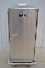 STAINLESS STEEL TRANSPORT /  HOLDING CABINET