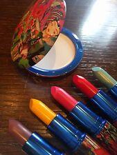 MAC x CHRIS CHANG Prep Time Powder + 5 Lipsticks Lot BNIB