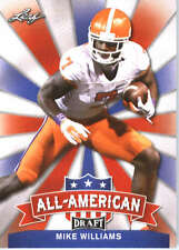 2017 Leaf Draft Football All-American #AA-15 Mike Williams