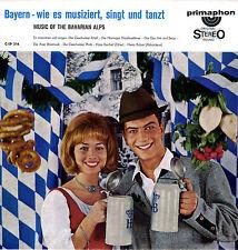 LP Bayern - wie es musiziert, singt und tanzt - Die Geschwister Röpfl u. a. m.