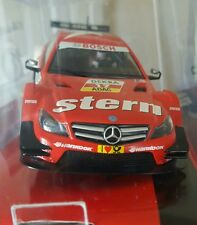 "SCX 1/32 Scale Mercedes AMG C-Coupe DTM ""Juncadella"" Analog Slot Racing Car"
